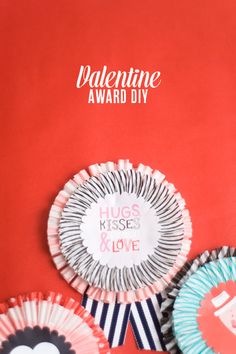 valentine heart lined paper