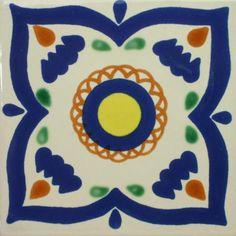 Especial Ceramic Decorative Mexican Tile - Universo