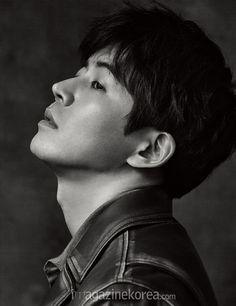 Lee Sang Yoon - Harper's Bazaar Magazine April Issue Lee Sang Yoon, Lee Sung, Kyun Sang, Ideal Man, Angel Eyes, Korean Actors, Korean Guys, Turkish Actors, Dimples