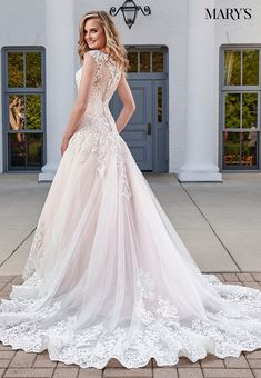01bd52f7c0f8 25 Best Mary s Bridal Gowns images in 2019