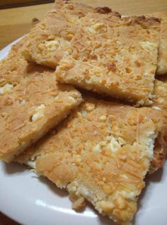 Flan, Quiche, Pizza Hut, Greek Recipes, Apple Pie, Food And Drink, Cooking Recipes, Cheese, Snacks