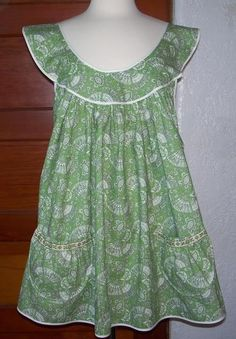 """Another super-cute smock from """"A is for Apron."""""""