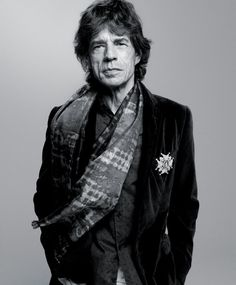 Mick Without Moss - The New York Times