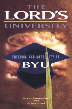 I love being LDS -  The Lord's University: Freedom and Authority at Byu / http://www.mormonproducts.net/the-lords-university-freedom-and-authority-at-byu-2/