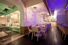 Restaurantes Originales. @rochinadecor