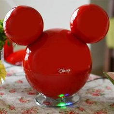 mickey mouse humidifier #disney #disneydreamhome #dreamhome