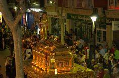 Fotografía de Luis Fernández-Bravo. Viernes Santo -Ciudad Real-. Realizada con cámara