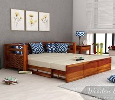 Reclining Sofa Buy multi utility bedroom furniture with elegant designs online in India from Wooden Street