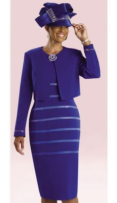 Donna Vinci Couture Womens Church