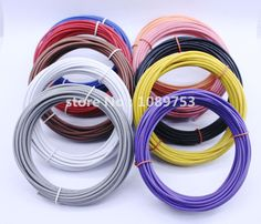 5 Meters 24awg UL1007 Electronic Wire 1.4mm PVC Electronic Wire Electronic Cable UL Certification #24 #electronicsprojects #electronicsdiy #electronicsgadgets #electronicsdisplay #electronicscircuit #electronicsengineering #electronicsdesign #electronicsorganization #electronicsworkbench #electronicsfor men #electronicshacks #electronicaelectronics #electronicsworkshop #appleelectronics #coolelectronics