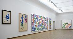 The Oasis of Matisse, installation view, Stedelijk Museum Amsterdam. Photo: Gert Jan van Rooij. ©Succession H. Matisse, c/o Pictoright Amsterdam 2014