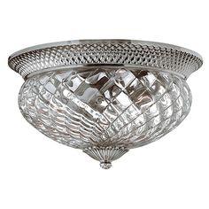 Hinkley 4881PL - Plantation Ceiling Light