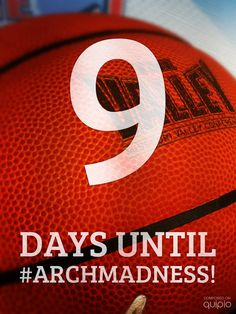 We're getting closer... #ArchMadness