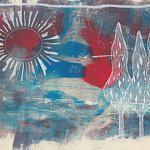Gelli Jam Art Journal Workshop part 3 Recent work with the Gelli plate
