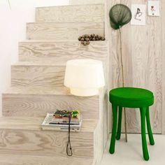 Nordicthink - lámpara Cosy in white de Muuto Cosy, Table Lamp, Flooring, Lights, Contemporary, Inspiration, Furniture, Blown Glass, Home Decor