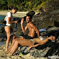 Isola dei Famosi 12: flirt tra Calcaterra e Simone Susina
