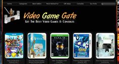 Huge 15,000 Video Games shopping portal. 100% Automated Amazon Income. No reserve price auction - your first bid can win ! Enjoy ! http://www.videogamegate.com/