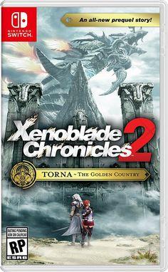 Xenoblade Chronicles 2 prequel story