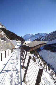Gallery of Glacier Skywalk / Sturgess Architecture - 8