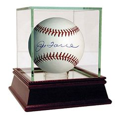 Joe Torre Autographed MLB Major League Baseball  Case is NOT Included -- To view further for this item, visit the image link.