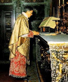 St. JoseMaria Escriva received an indult to only say the Traditional Latin Mass.