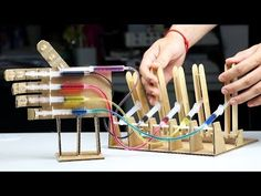 Amazing Syringe Robot Hand DIY - YouTube
