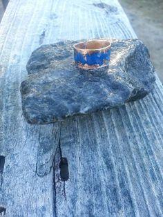 Copper Ceramic Band $18