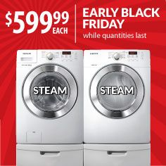 Early Black Friday Appliance Deals On Pinterest Black