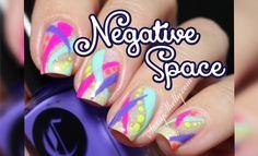 Neon & Holo Negative
