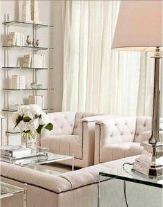 Вдохновение, Гостиная, ПЕРЕТЕГАТЬ мебель и пред интерьера в цветах: Бежевый…