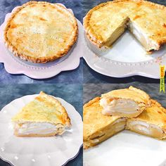 """A well-known delicacies in the Philippines is Buko Pie.The recipe originated from the province of Laguna who is known to be the best """"Buko"""" pies."""