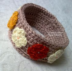Crocheted Cuff - inspiration only