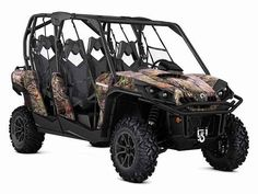 New 2017 Can-Am COMMANDER MAX XT 1000 ATVs For Sale in New Jersey. Be prepared for all conditions with the standard, factory-installed features.
