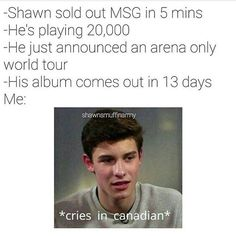 his album was #1 in 60 countries in under 3 hrs