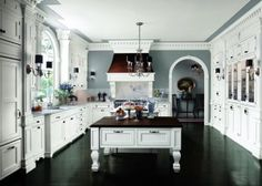 love, big, light kitchens