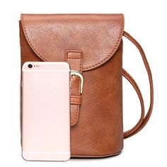 Woman PU Bucket Bag Little Phone Bag Leisure Little Change Bag For Smartphone Iphone Samsung is Worth Buying - NewChic Mobile.