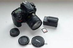 Nikon D800 DSLR 24-85mm $329.99 https://wp.me/p3bv3h-gZP