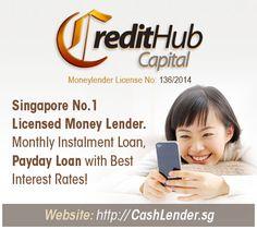 List of Licensed Money Lender Singapore - EasyCredit.sg