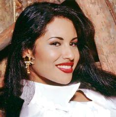 Selena Quintanilla Perez is a singer and dancer