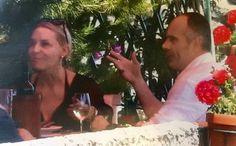 Antonella #Clerici paparazzata a #Portofino con un nuovo compagno #fashion #relax #food #love