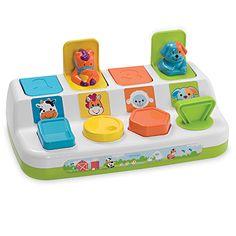 Bop & Pop Animal Pals™ - Infant Toys - Infantino