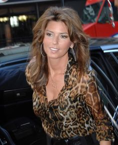 how old is shania twain - Google Search