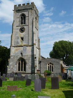 St. Luke's Church, Hickling (Notts) William Morris married 1749