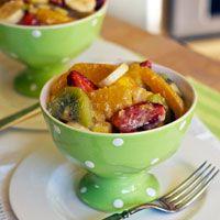Earth & Vine Provisions Caribbean Ambrosia Salad Recipe