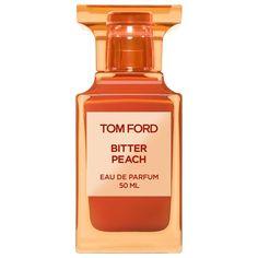Bitter Peach Eau De Parfum - TOM FORD | Sephora Perfume Tom Ford, Tom Ford Private Blend, Best Perfume, Perfume Oils, Perfume Bottles, Perfume Scents, Sephora France, Rum, New Fragrances