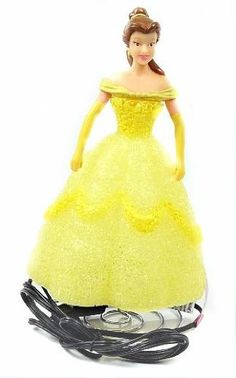 Disney Products - Disney Princess Belle Indoor Eva Lamp - Beautifully designed Disney Princess Lamp - List price: $29.99 Price: $12.74 Saving: $17.25 (58%) + Free Shipping