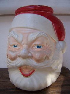 Santa Cookie Jar...