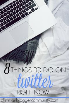Are you using Twitter to its full potential? Do you recognize Twitter's social media culture? Here are 8 things you need to start doing on Twitter right now!