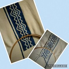 """Αρβανιτικο κεντημα """"πραπλια"""" σε τελαρο! #embroidery #loom #thread #blue #art #greekdesign #original #prapelia Loom, Traditional, Embroidery, Instagram, Needlepoint, Drawn Thread, Cut Work, Wicker, Weaving"""