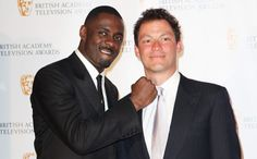 The Wire Cast Goes Disney: Idris Elba and Dominic West Join Finding Dory The Wire Cast, It Cast, Actor Idris, Dominic West, Best Tv Series Ever, Love My Man, Tv Awards, Idris Elba, Finding Dory